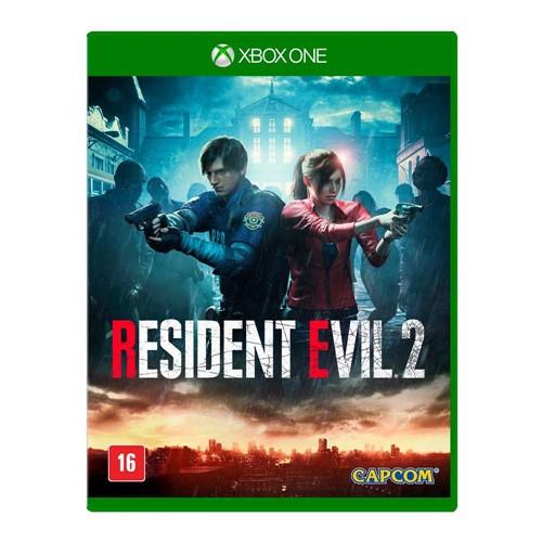 Jogo Resident Evil 2 - Xbox One