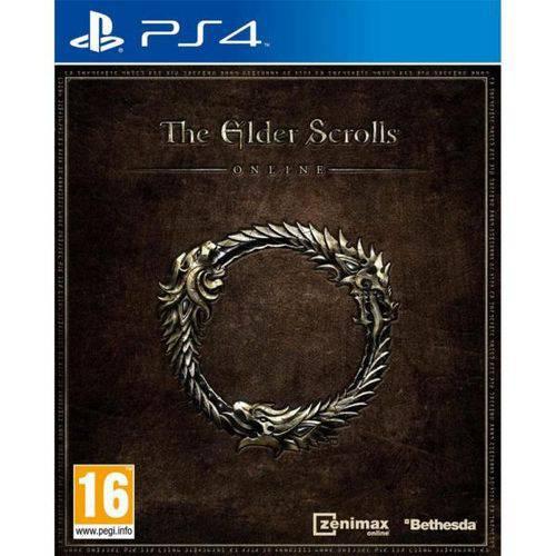 Jogo The Elder Scrolls Online Ps4