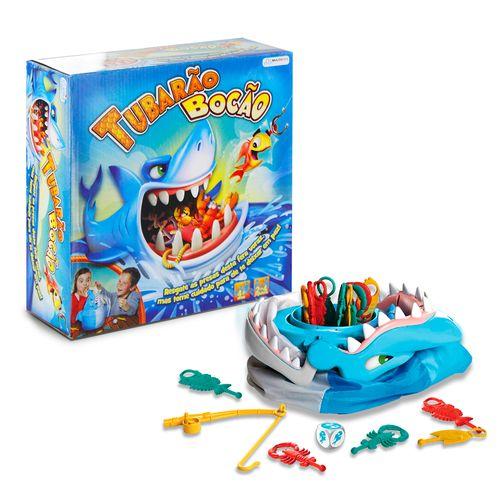 Jogo Tubarão Bocão - BR753 BR753