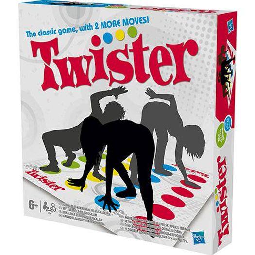 Jogo Twister 209036 Hasbro