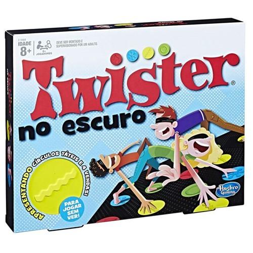Jogo Twister no Escuro E1888 Hasbro no Escuro