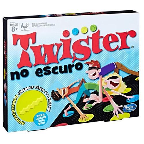 Jogo Twister no Escuro - Hasbro - HASBRO