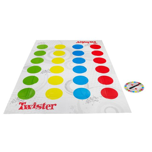 Jogo Twister Novo - Hasbro
