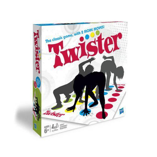 Jogo Twister Tapete Hasbro 98831
