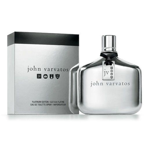 John Varvatos Platinum de John Varvatos Eau de Toilette Feminino 125 Ml