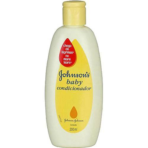 Johnsons Baby Condicionador Regular 400ml