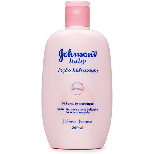 Johnson's Baby Loção Hidratante 200 Ml