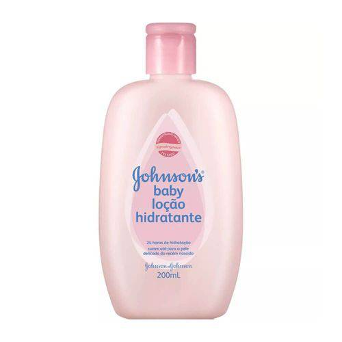Johnsons Baby Loção Hidratante 200ml