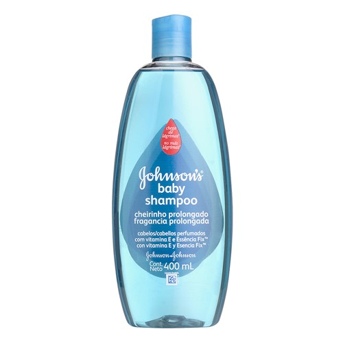 Johnson's Baby Shampoo Cheirinho Prolongado 400ml