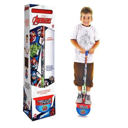 Jump Ball Avengers - Líder Brinquedos