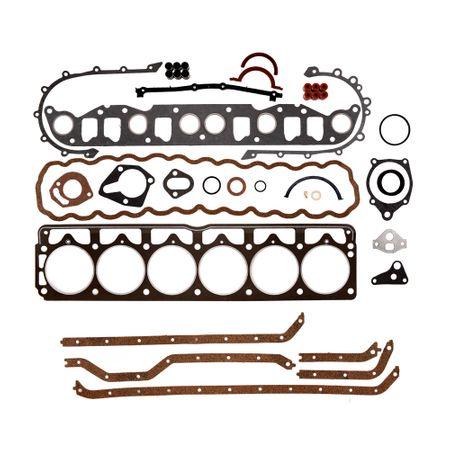 Junta do Motor - Jeep Wrangler 4.0l 1987 a 1991 - - Apex Junta do Motor - Jeep Wrangler 4.0l 1987 a 1991 - Apex
