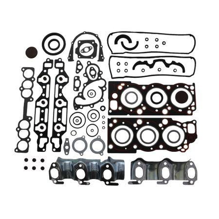 Junta do Motor - Toyota Hilux 3.0l V6 12v Sohc - a - Apex Junta do Motor - Toyota Hilux 3.0l V6 12v Sohc - Apex