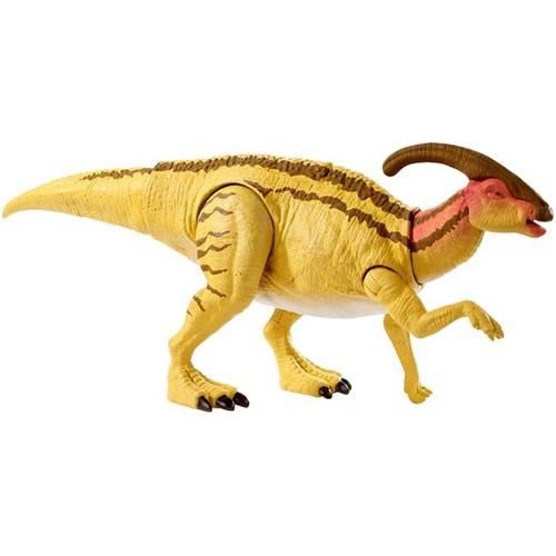 Jurassic World - Ataque Duplo - Parasaurolophus Gdt41 - MATTEL