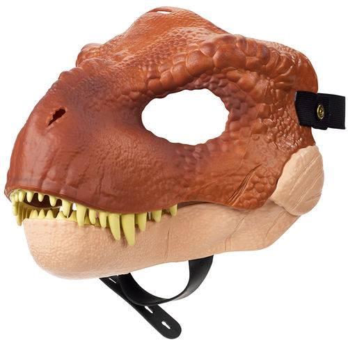 Jurassic World Máscara T Rex - Mattel