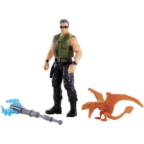 Jurassic World Mercenário e Dimorphodon - Mattel