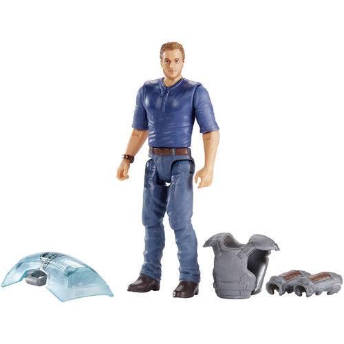 Jurassic World Owen Treinador de Dinossauro - Mattel