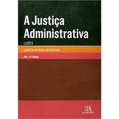 Justica Administrativa: Licoes, a
