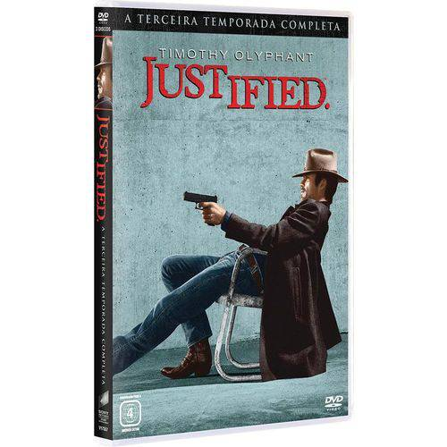 Justified - 3ª Temporada Completa