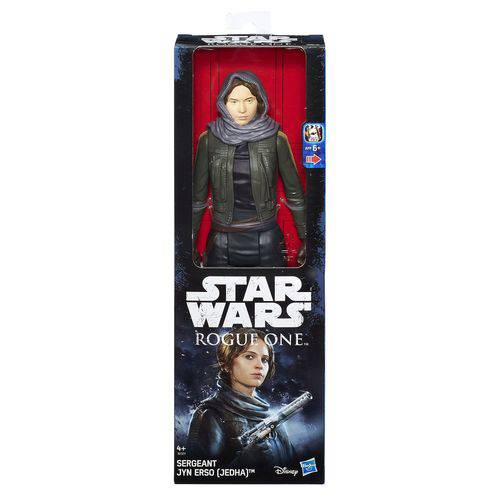Jyn Erso - Star Wars Rougue One - Hasbro