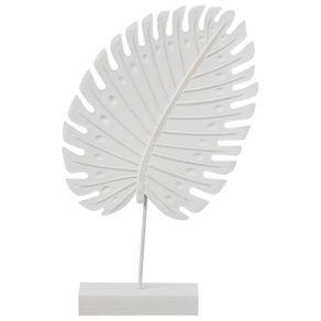 Kaaysara Costela Adorno 37 Cm Branco Provence