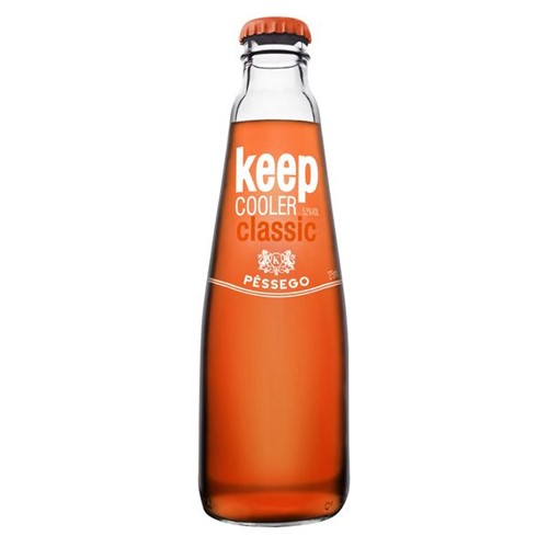 Keep Cooler 275ml Pessego