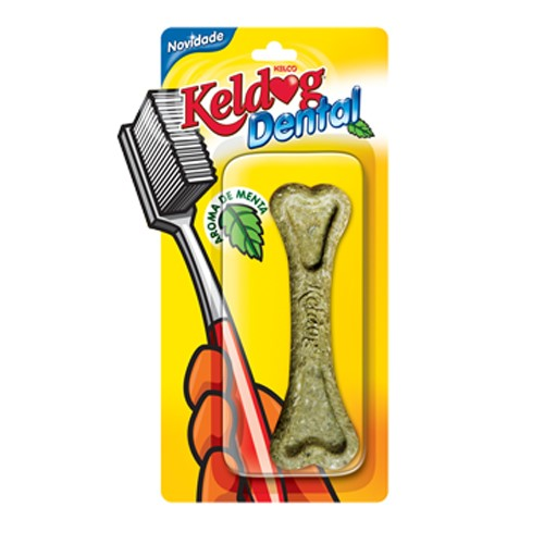 Keldog Dental Menta - 1 Unidade