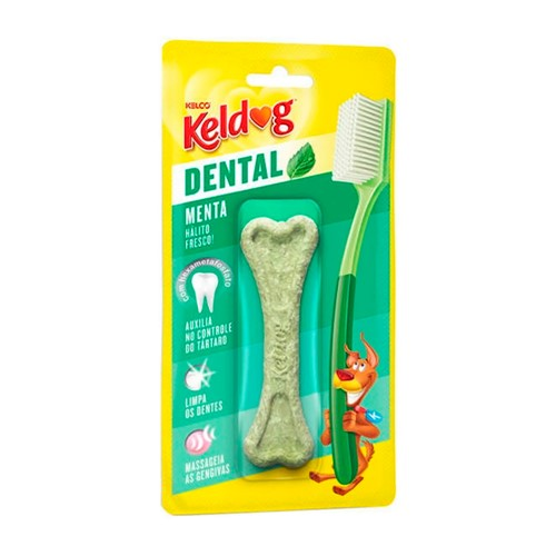 Keldog Dental Menta 1 Unidade