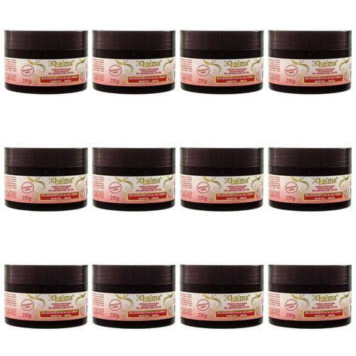 Kelma Creme Esfoliante Desodorante P/ Pés 250g (kit C/12)