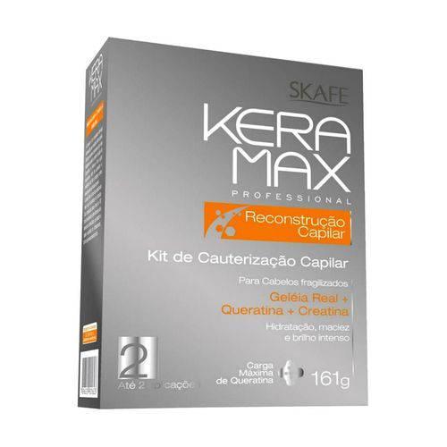 Keramax Geleia Real Kit Carga 161ml