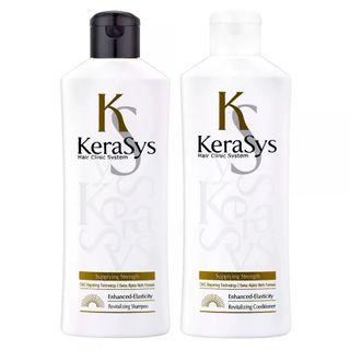 Kerasys Revitaling Kit - Shampoo + Condicionador Kit