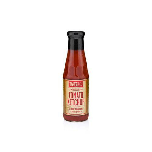 Ketchup Clássico 400G Taste & Co