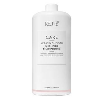 Keune Care Keratin Smooth Shampoo Tamanho Professional 1L