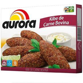 Kibe de Carne Bovina Aurora 500g
