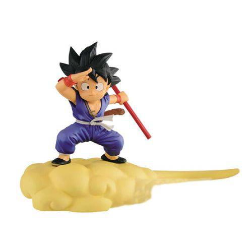 Kid Goku Nuvem Voadora - Dragon Ball - Banpresto
