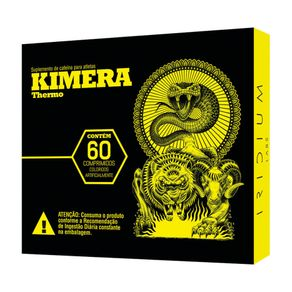 Kimera Thermo 60 Comprimidos Iridium Labs