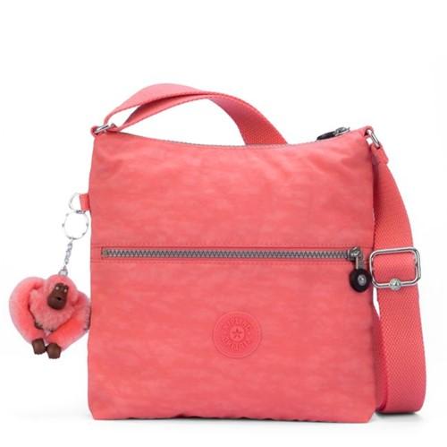 Kipling | Bolsa Transversal Zamor B Rosa Shell - U
