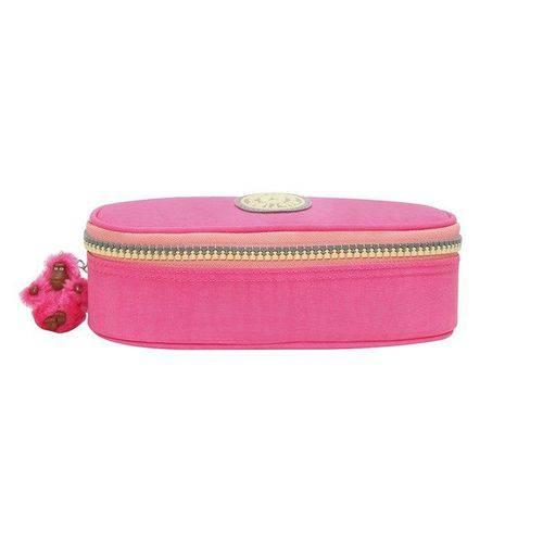 Kipling Estojo Duobox 1290864T Rosa Kind