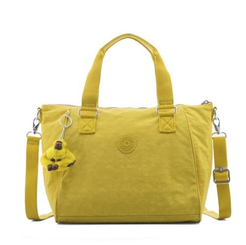 Kipling Outlet | Bolsa de Mão Amiel Amarelo - U