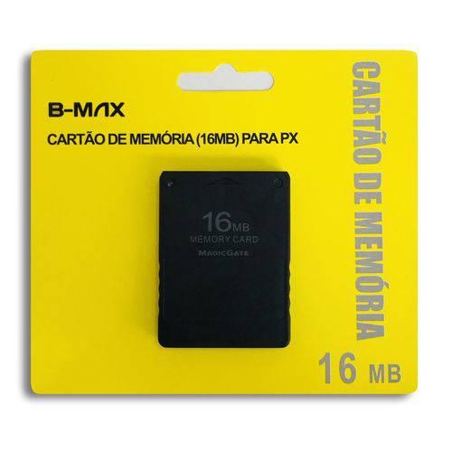 Kit 05 Memory Card 16mb para Ps2