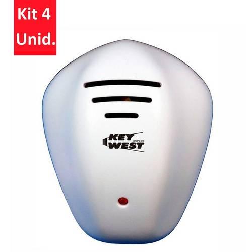 Kit 4 Unidades - Repelente Eletrônico - Dni 6950