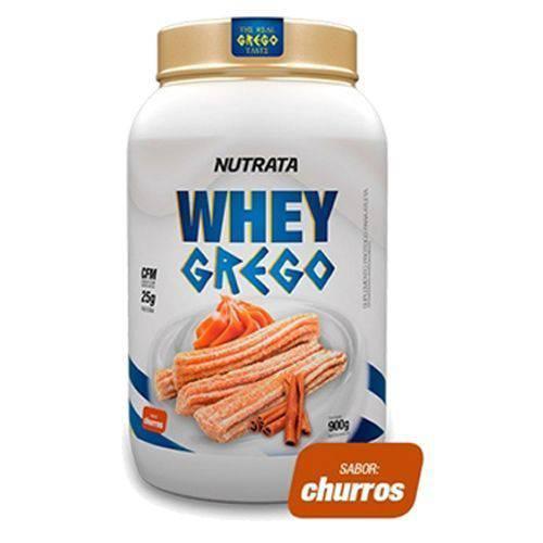 Whey Grego - 900g Churros - Nutrata