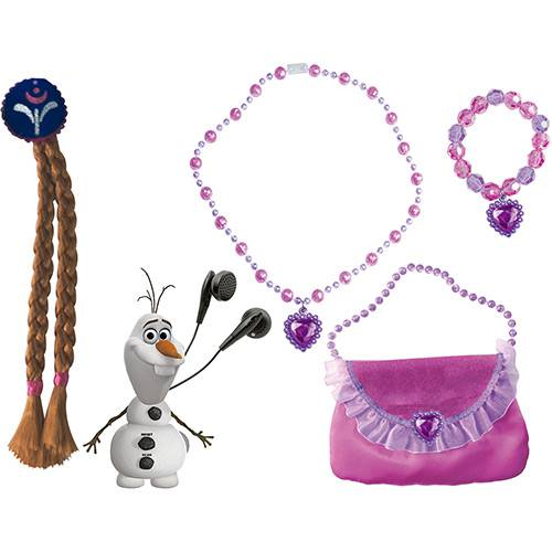 Kit Acessórios Frozen Anna - Candide