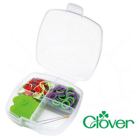Kit Acessórios para Tricô Clover - 34 Peças