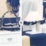 Kit Acessórios Realeza Luxo 5 Peças