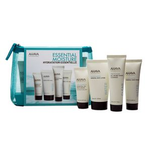 Kit Ahava Essential Moisture (4 Produtos) Conjunto