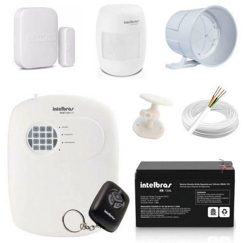 Kit Alarme para Casa Basico com Acessórios Intelbras
