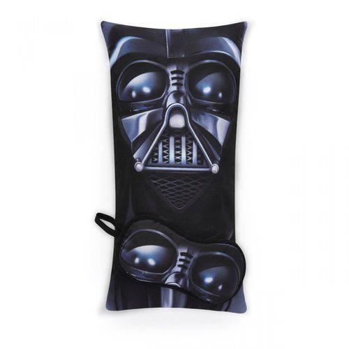 Kit Almofada e Máscara Darth Vader Saga Star Wars