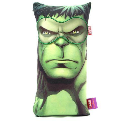 Kit Almofada + Mascara Hulk