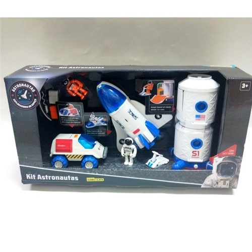 Kit Astronautas - Linha Astronautas - Fun - FUN