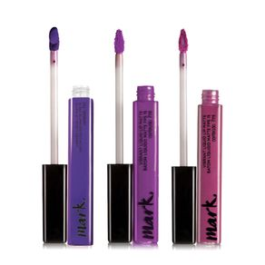 Kit Batom Líquido Matte Mark FPS15 7ml - Tons de Roxo